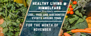 October Healthy Living Events