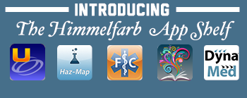 Introducting the Himmelfarb App Shelf