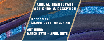 Annual Himmelfarb Library Art Show